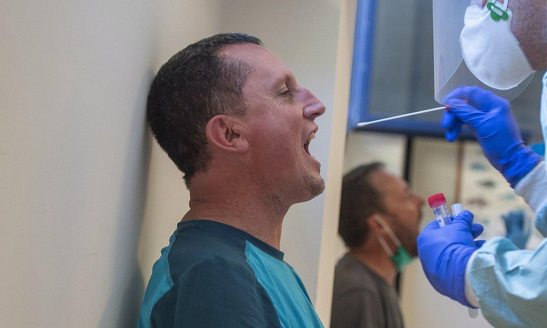 Arrantzale batzuei testa egiten, gaur zortzi, Getarian. ©GORKA RUBIO / FOKU