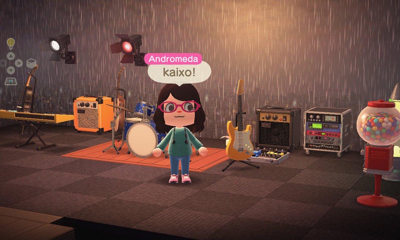 <em>Animal Crossing: New Horizons</em> bideo jokoak aukera ugari ematen ditu norbere pertsonaia eta uhartea pertsonalizateko. ©MAITANE JUNGUITU