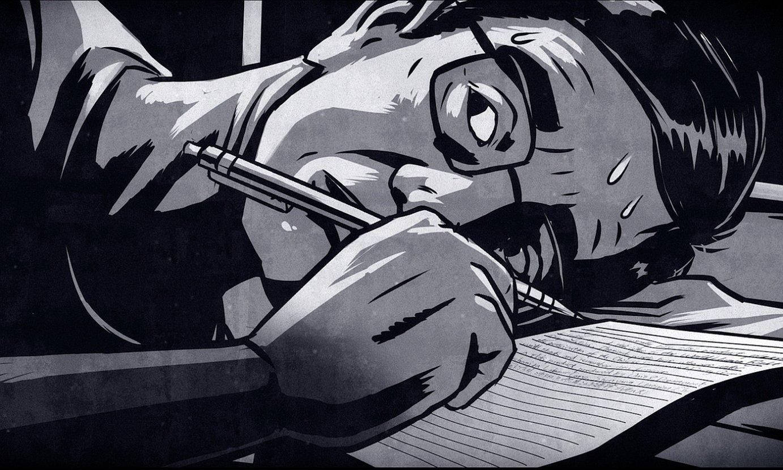 <em>Letters from Masanjia</em> dokumentalaren irudi bat. Lan horrekin hasiko da gaur DocsBarcelona. ©DOCSBARCELONA