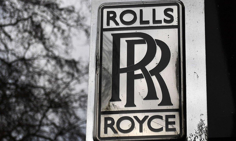 Rolls Royceren ikur bat, Londresen. ©ANDY RAIN / EFE