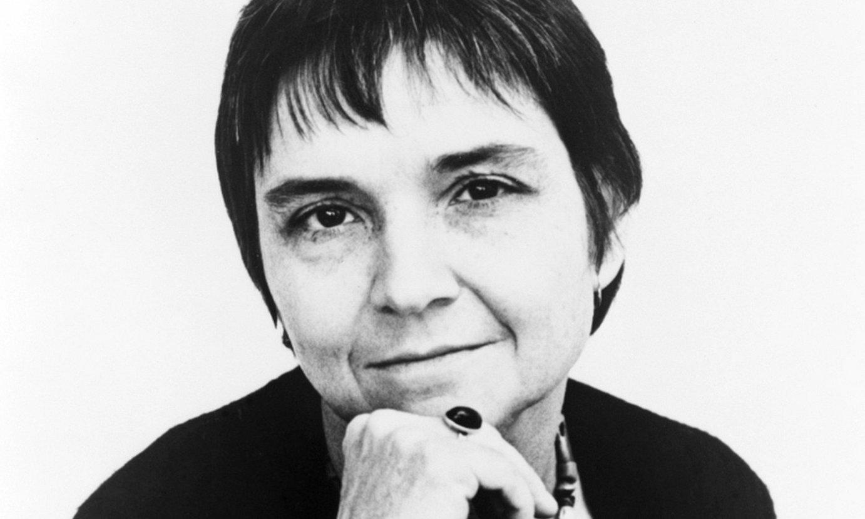 Adrienne Rich (Maryland, AEB, 1929 Kalifornia, AEB, 2012) poeta, saiakeragile, irakasle eta ekintzaile feminista. ©BERRIA