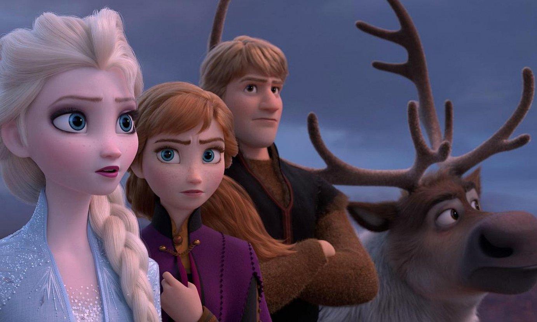 <em>Frozen 2</em> filmaren irudi bat. Lehen zatia katalanez ikusi ahalko da aurki Disney Plus plataforman. ©DISNEY / EFE