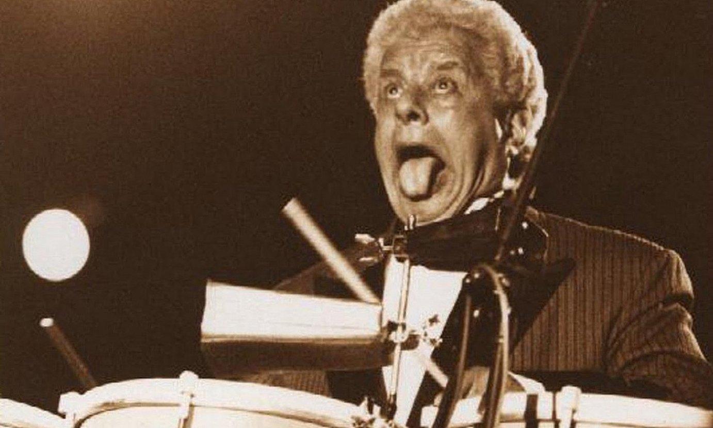 Tito Puente perkusioaren maisua izan zen. ©BERRIA