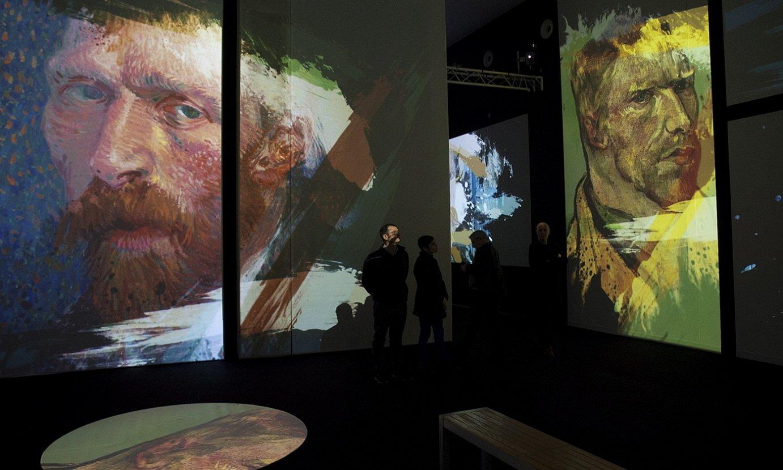 Van Gogh sentitzeko