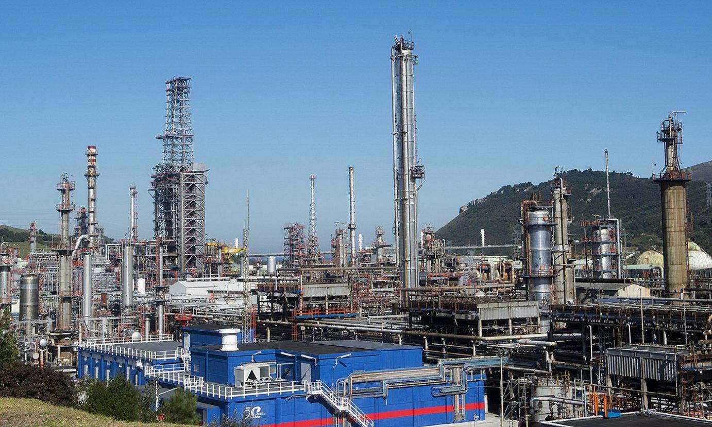 Petronorren findegia, Muskizen (Bizkaia). ©LUIS JAUREGIALTZO / FOKU