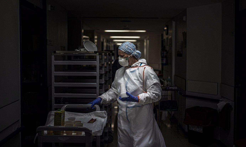 Osasuna. Pandemiak agerian utzi ditu ezinak