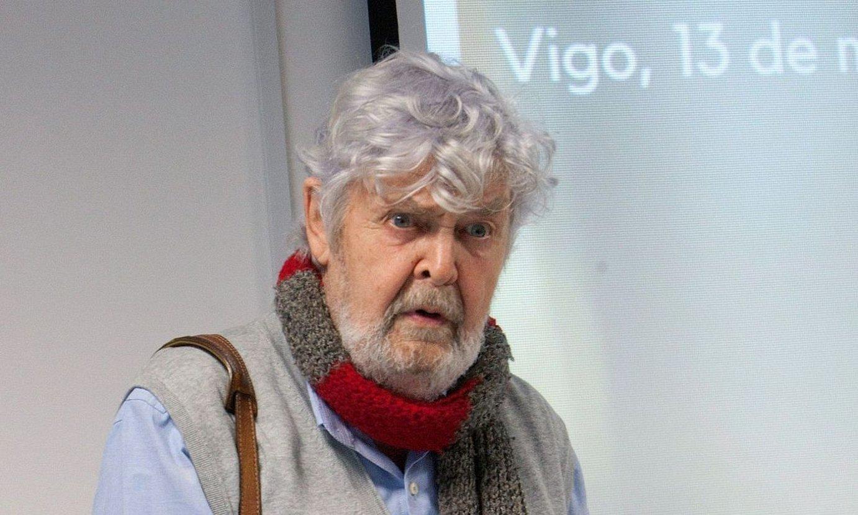 Xose Manuel Beiras buruzagi historikoak 2012an utzi zuen BNG. ©SALVADOR SOS / EFE