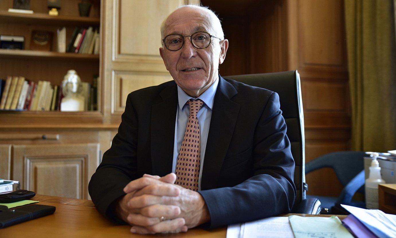 «Parisera noanean, Euskal Hirigune Elkargoko lehendakari gisa noa»