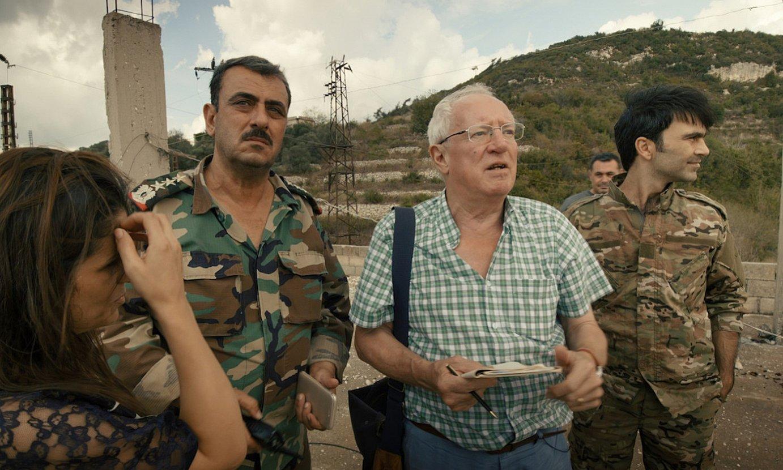 Robert Fisk kazetariari buruzko dokumental bat ikusi ahalko da Filminen, ostiraletik aurrera. ©FILMIN