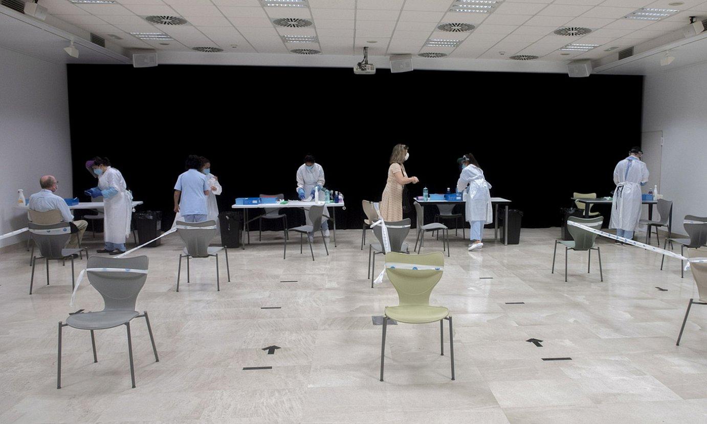 Eragile guztiekin biltzeko eskatu dio oposizioak Eusko Jaurlaritzari
