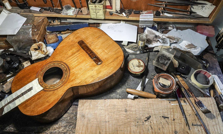 Gitarraren mintzoa