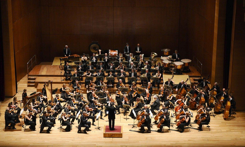 Bilboko Orkestra Sinfonikoaren irudi bat. ©M. HAMABOSTALDIA