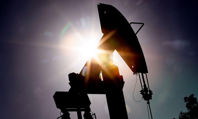 Petrolio putzu bat, Kalifornian. ©ETIENNE LAURENT / EFE