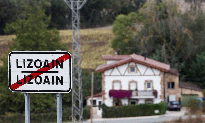 <b>Lizoain-Arriasgoiti.</b> Abuztuaren 30etik 80 lurrikara baino gehiago izan dira Nafarroako herri horretan. ©JESUS DIGES / EFE