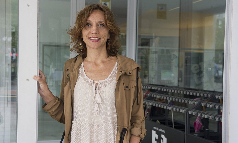 Eva Ferreira Ekonomia Aplikatuko katedraduna da EHUn. ©MONIKA DEL VALLE / FOKU