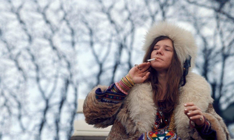 Gaur 50 urte bete dira Janis Joplin hil zela. ©BERRIA