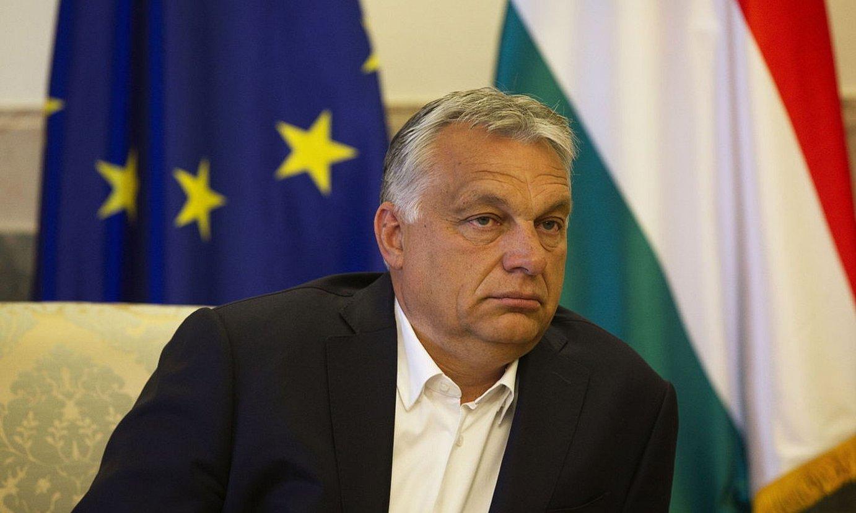 Victor Orban, Hungariako lehen ministroa. ©ANDREJ CUKIC / EFE