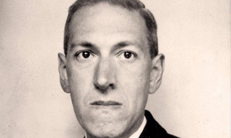 Howard Phillips Lovecraft idazlea, 1934ko irudi batean. ©LUCIAN BERT TRUESDALE