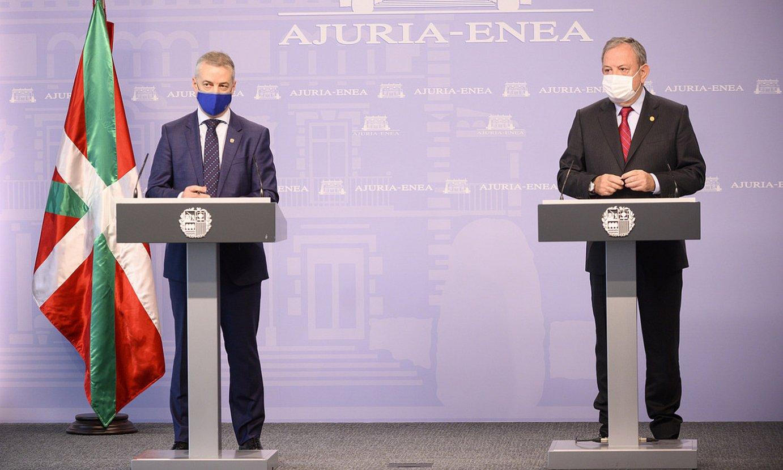 Euskadi Next programaren aurkezpena. ©MIKEL ARRAZOLA / IREKIA