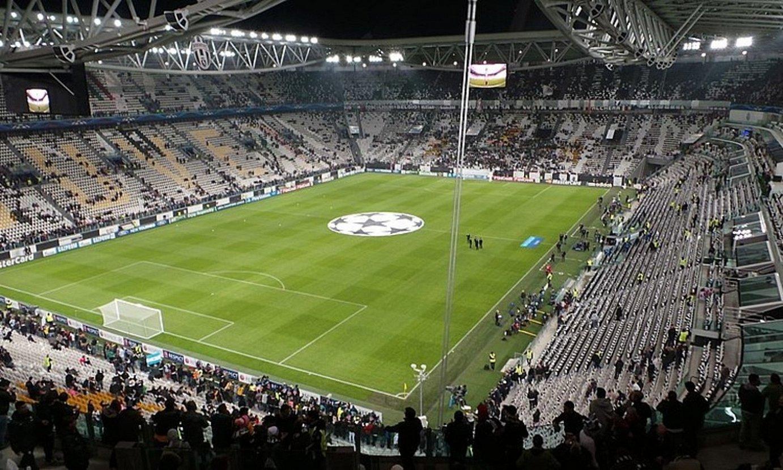 Juventus Stadium zelaia, 2013ko azaroan. ©BERRIA