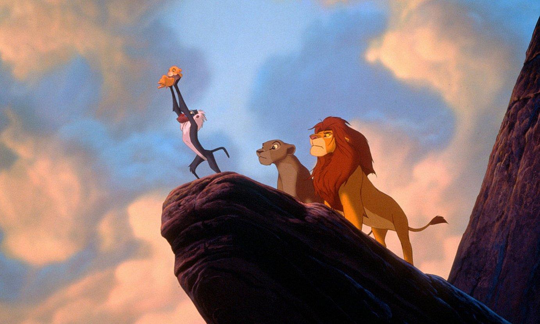 Disneyk ekoitzitako <em>The Lion King</em> (1994) pelikulako fotograma bat. ©BERRIA