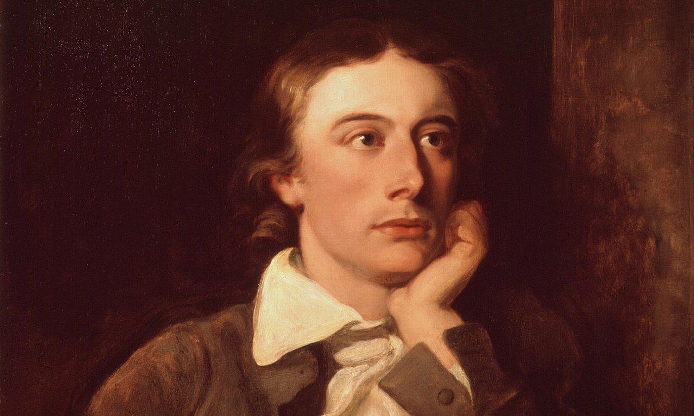 John Keats poeta erromantikoa, William Hilton pintoreak egindako erretratu batean. ©LONDRESKO NATIONAL PORTRAIT GALLERY