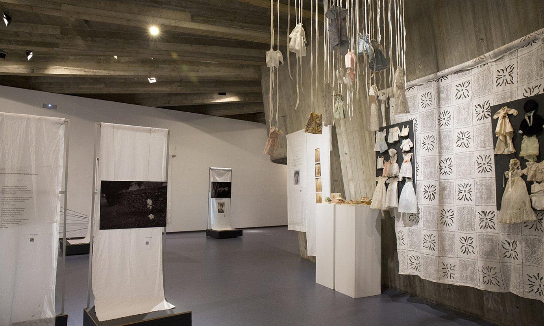 Bastero kulturguneko erakusketa hilaren 20ra arte egongo da zabalik. ©MAIALEN ANDRES / FOKU