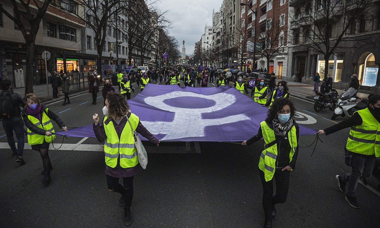 Martxoaren 8ko manifestazioa, Bilbon. ©ARITZ LOIOLA / FOKU