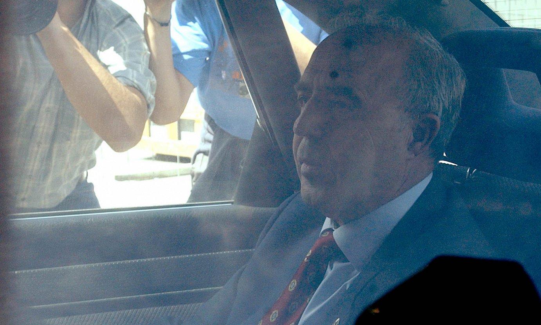 Enrique Rodriguez Galindo, 2002an, Donostian. ©ANDONI CANELLADA / FOKU