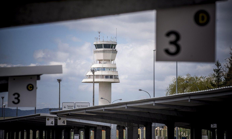 Forondako aireportua, artxiboko argazki batean. ©JAIZKI FONTANEDA/FOKU