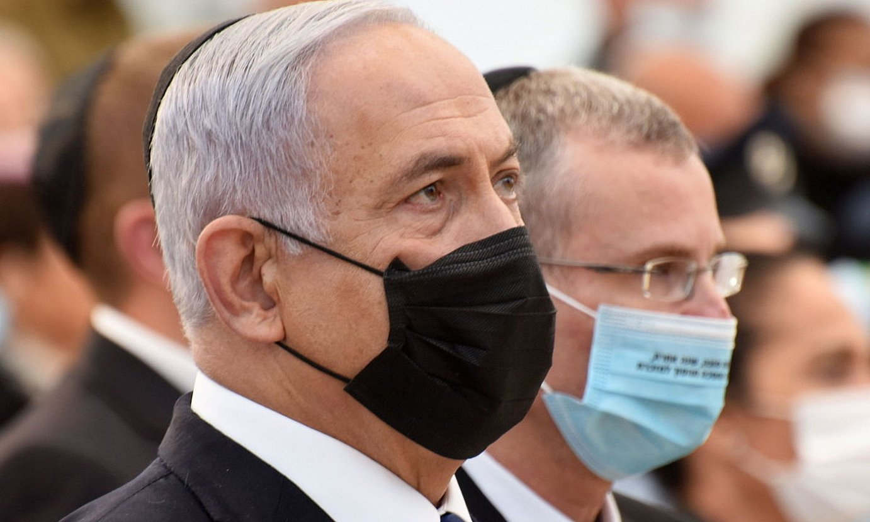 Benjamin Netanyahu Israelgo lehen ministroa. ©DEBBIE HILL / EFE