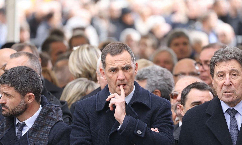 Gilles Simeoni, Korsikako presidentea, artxiboko argazki batean. ©CLUDOVIC MARIN / EFE