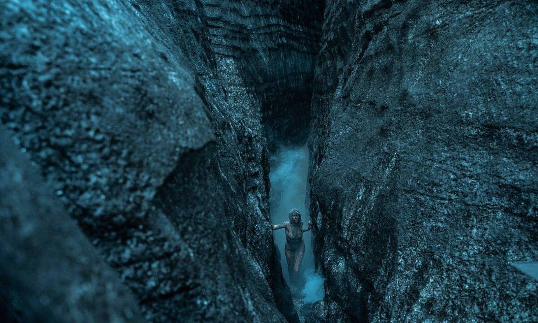 Islandiako natura eta geologia elementu garrantzitsuak dira <em>Katla</em> telesailean. ©KATLA