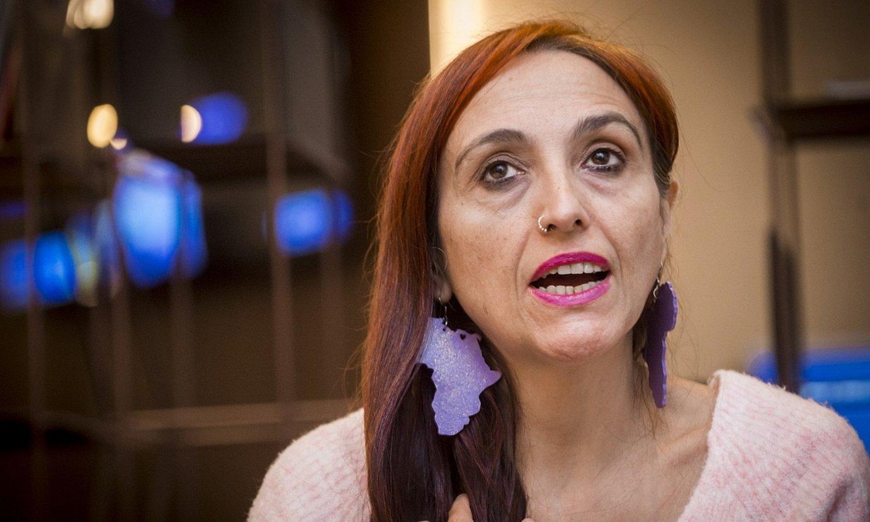 Helena Maleno. ©MARISOL RAMIREZ / FOKU