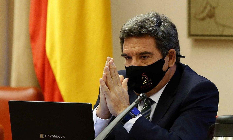 Jose Luis Escriva, Gizarte Segurantzako ministroa, artxiboko irudi batean. ©JAVIER LIZON / EFE