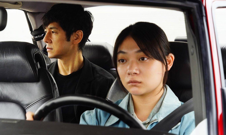 Ryusuke Hamaguchiren <em>Drive My Car</em> filmeko irudi bat. ©DONOSTIAKO ZINEMALDIA