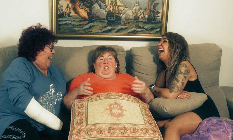Mutrikuko (Gipuzkoa) hiru emakumek osatutako familia batek parte hartuko <em>Piztu tebista</em> saioan. ©ETB