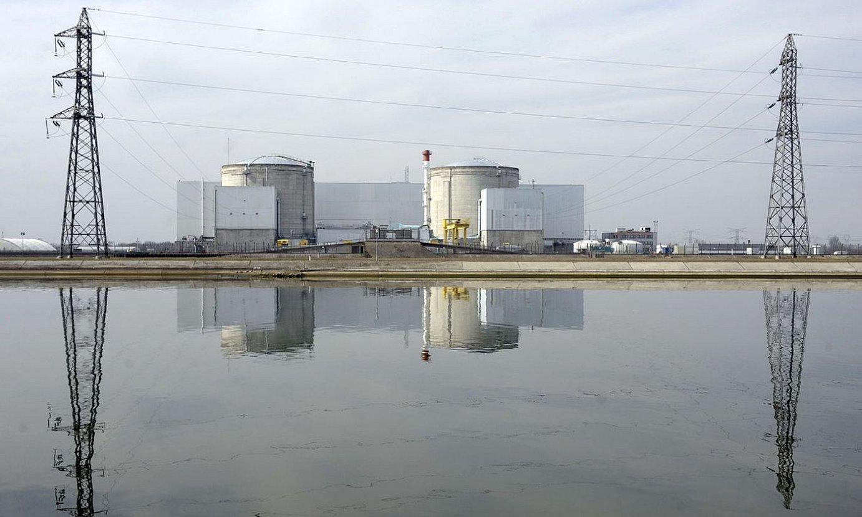 Fessenheim herriko zentral nuklearra, Alsazian. Iaz itzali zuten. ©CHRISTOPHE KARABA / EFE