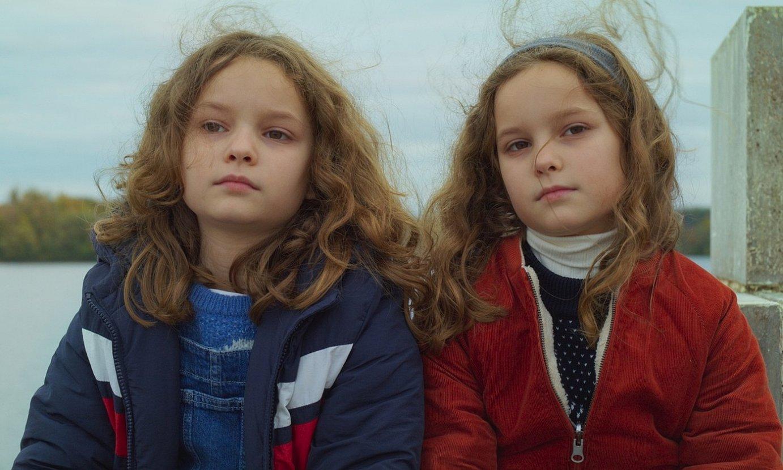 <em>Petite maman</em> filmeko bi haur protagonistak. ©BERRIA