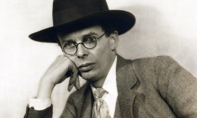 Aldoux Huxley, 1930ean. ©DOROTHY WILDING / LONDRESKO NATIONAL PORTRAIT GALLERY
