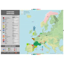 Estaturik gabeko Europako nazioak