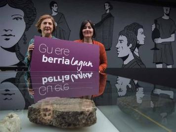 BERRIAlagunen komunitatera batu da Oiasso museoa