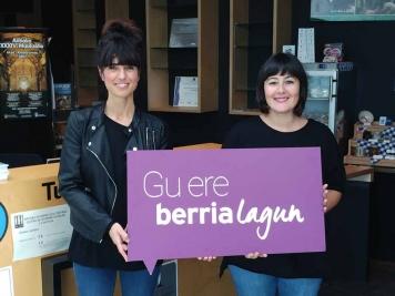 Urola Garaia Mankomunitatea, BERRIAlagunen komunitateko kide berria