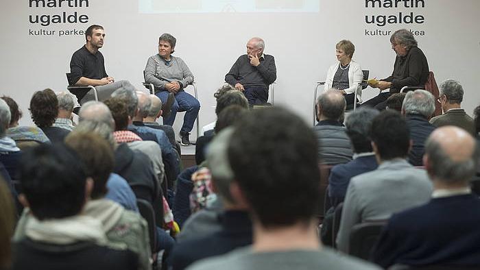 Martin Ugalde Foroa: 'Otto Pette' klasikoaren lehen urteak