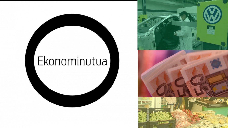 Ekonominutua: ekonomiaren moteltzea