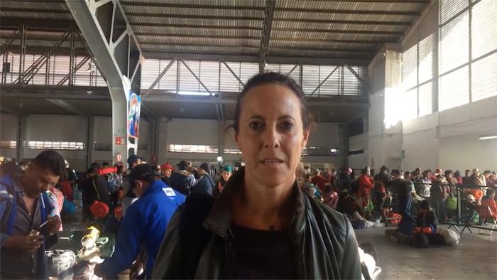 Kristina Berasainen iruzkina, Guadalajaratik