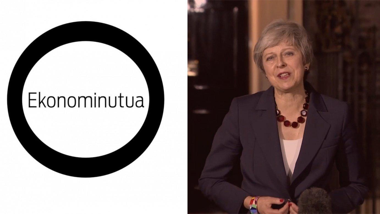 Ekonominutua: Brexit