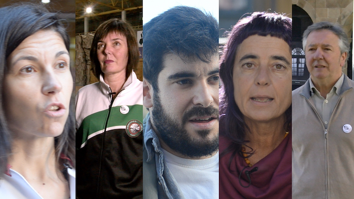 BERRIA Bizi: Euskararen erabilera Bermeon