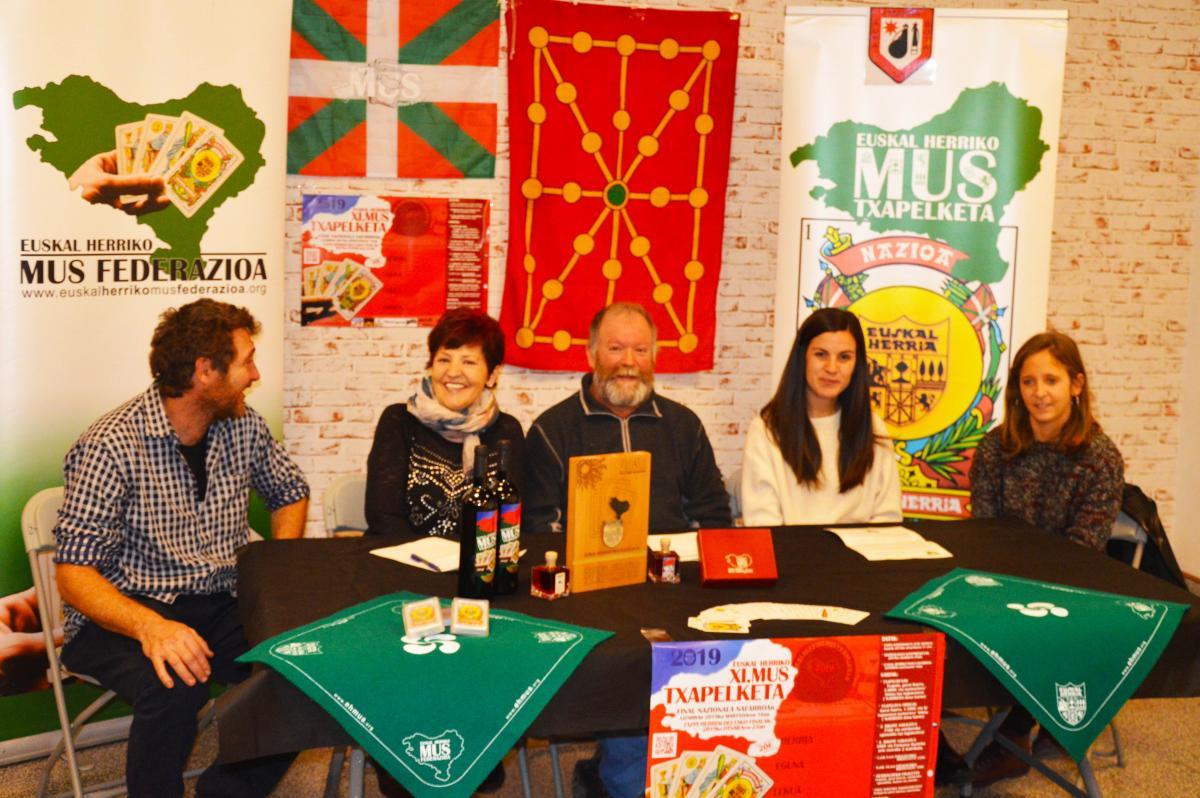 Martxan da Euskal Herriko mus txapelketa