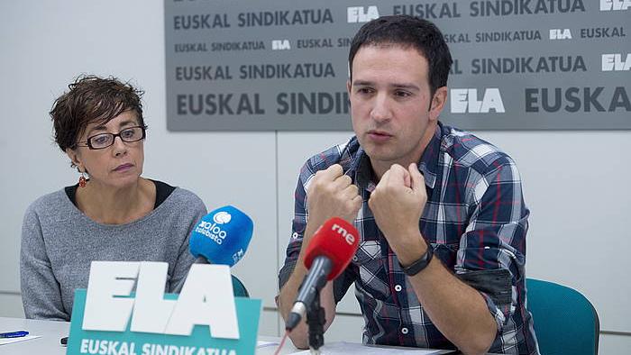 Mitxel Lakuntza, Adolfo Muñozen ordezkoa ELAren gidaritzan